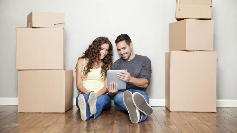 50% des jeunes couples actuels se choisissent un nouveau logement contre 67% chez leurs aînés. Crédit: Becon/iStock