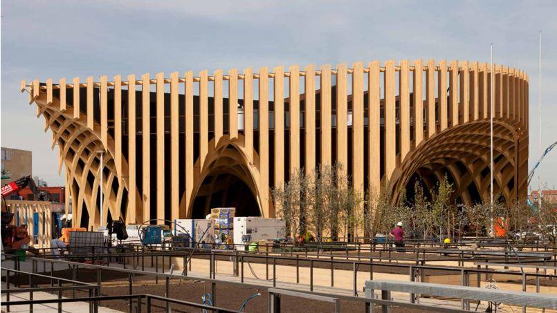 Expo Milan Les Stands : Le pavillon français de l expo universelle déjà convoité