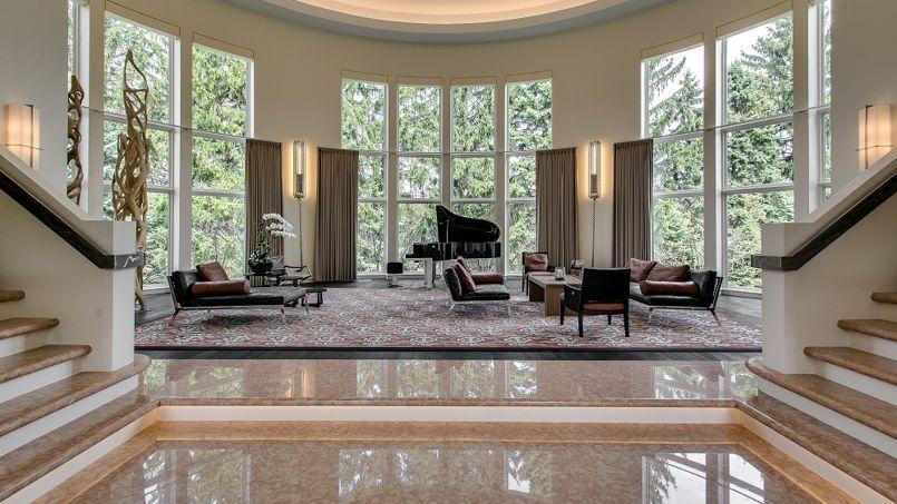 michael jordan brade sa maison qu il n arrive pas vendre. Black Bedroom Furniture Sets. Home Design Ideas