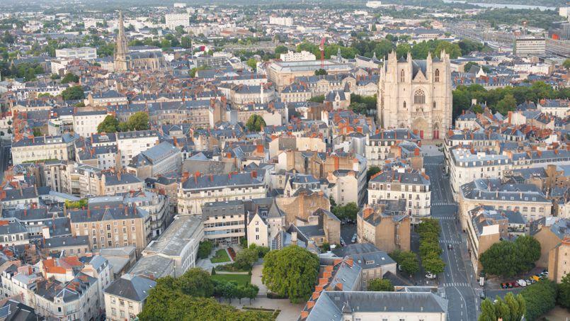 Dans la plupart des villes de province, comme ici à Nantes, les prix sont orientés à la hausse.