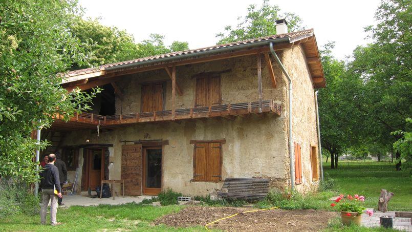 Trois bonnes raisons de red couvrir les maisons en terre - Construction maison style ancien ...