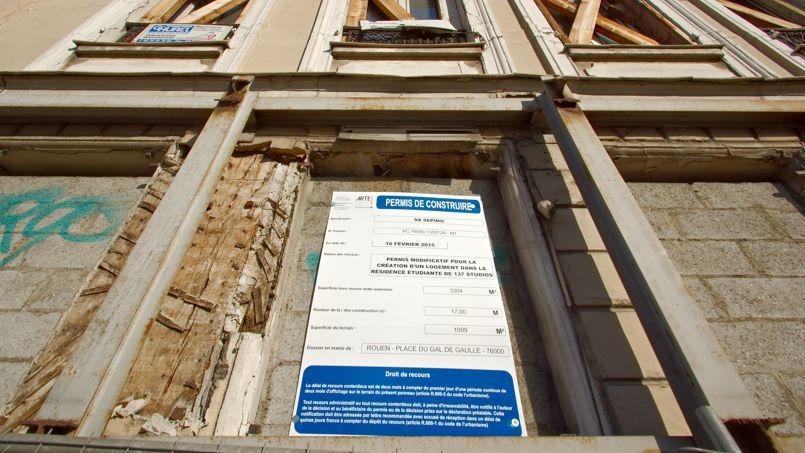Obtenir un permis de construire pourrait devenir plus rapide for Obtenir permis de construire