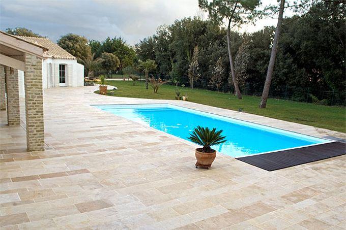 Voici comment vous allez r aliser la terrasse de vos r ves - Terrasse pierre de bourgogne ...
