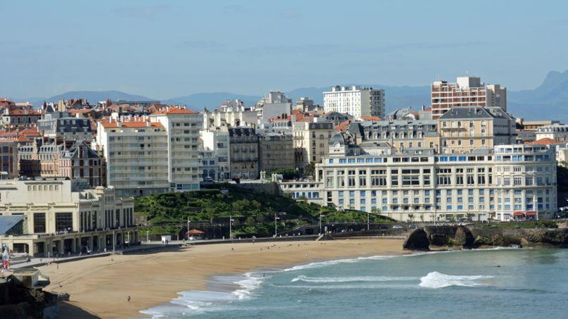 immobilier le charme de biarritz devient un peu plus. Black Bedroom Furniture Sets. Home Design Ideas