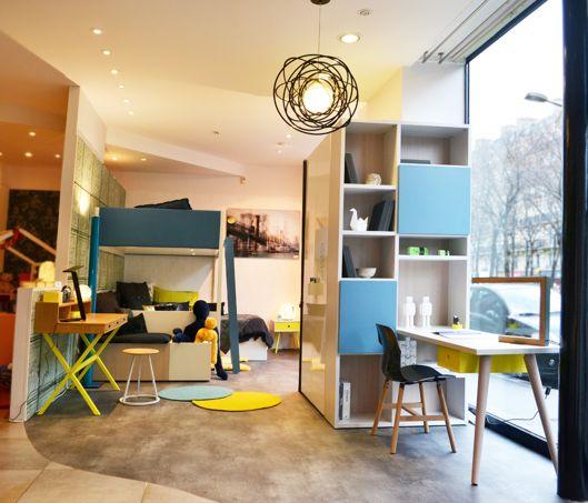comment am nager une chambre partag e par plusieurs enfants. Black Bedroom Furniture Sets. Home Design Ideas