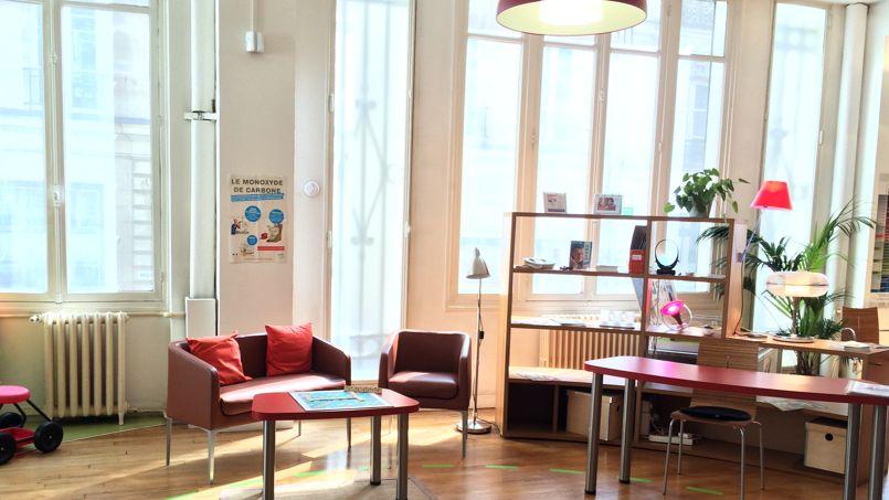 Cet appartement témoin qui propose des solutions simples et efficaces pour rendre un logement plus sûr et confortable se visite à Paris. Crédit Photo: Aurélien Jouhanneau