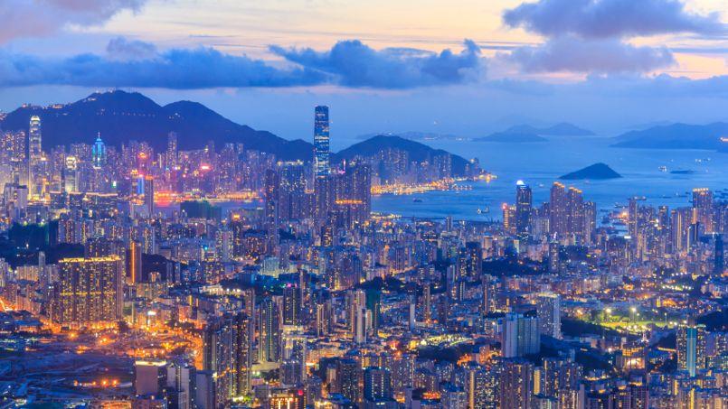 Immobilier hong kong reste la ville la plus ch re au monde - La plus grande villa du monde ...