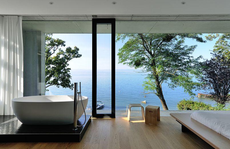 Votez pour la plus belle maison d architecte de france - Belle maison contemporaine design ...