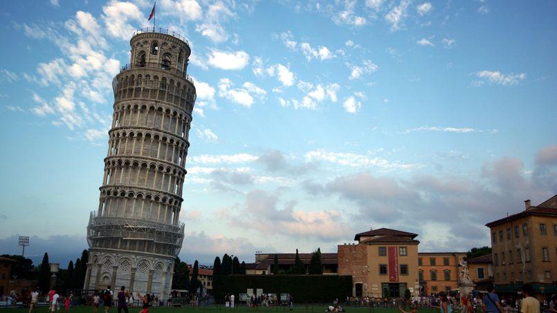 La tour de Pise. Crédit: Gimli_36. (Flickr)