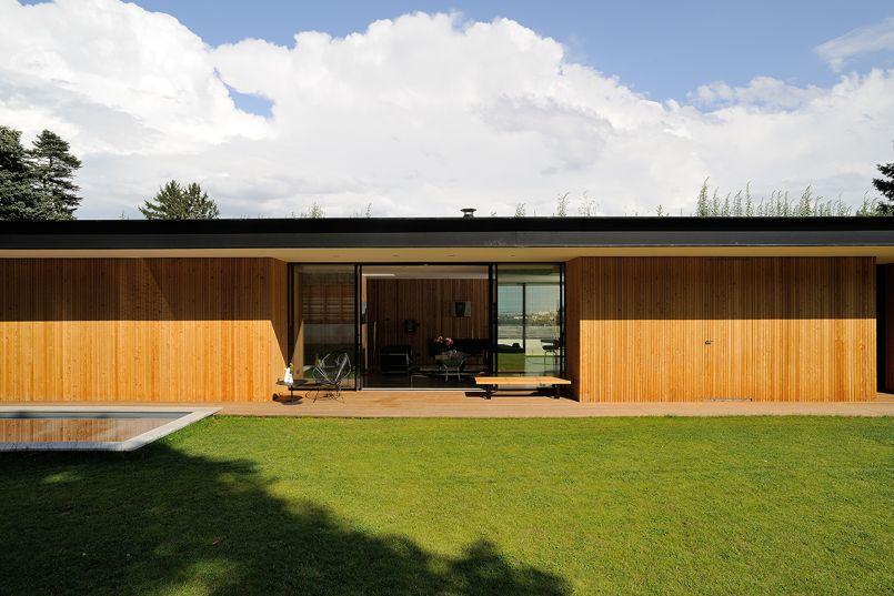 Maison en bois ou en béton, laquelle préférez-vous?