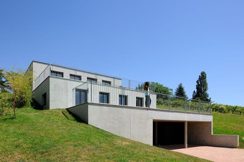Maison en bois ou en b ton laquelle pr f rez vous for Maison modulaire beton