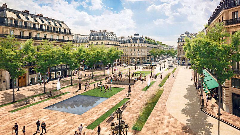 Projet Participatif Ville De Paris