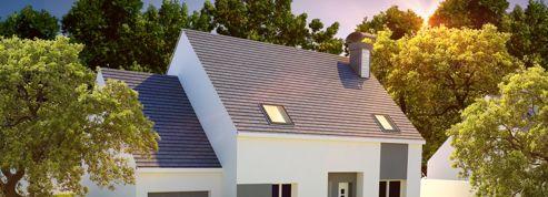Cette maison en béton à 110.000 euros se construit en 2mois