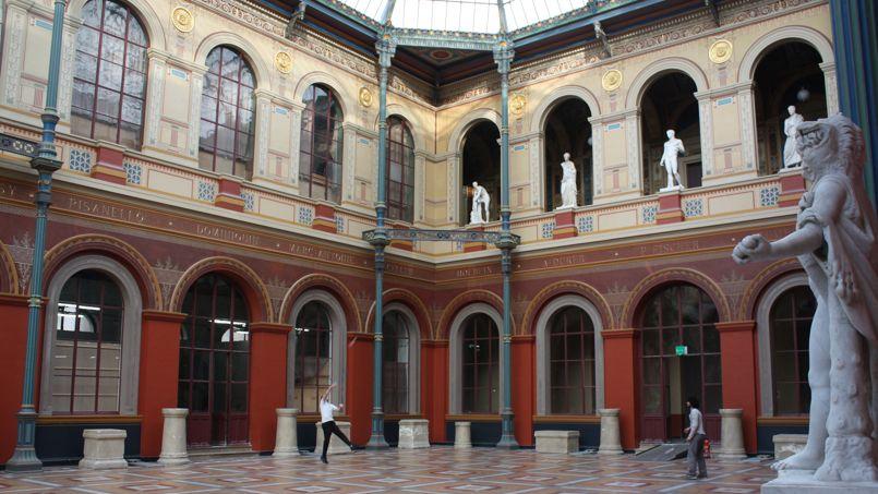 Bien-aimé Les Beaux-Arts de Paris ouvriront une prépa en septembre - Le  PI24