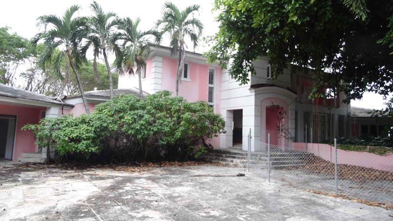 Cette maison située à Miami Beach a appartenu à Pablo Escobar.