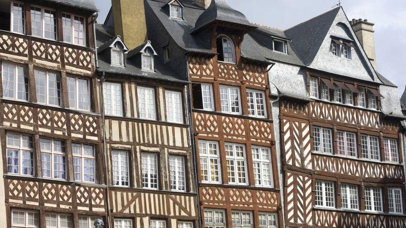 Rennes                  <i>(notre photo)</i> figure parmi les 18 villes dont les statistiques sont disponibles en ligne.