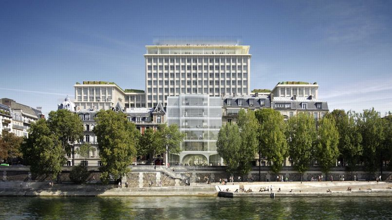 Crédit: David Chipperfield Architects