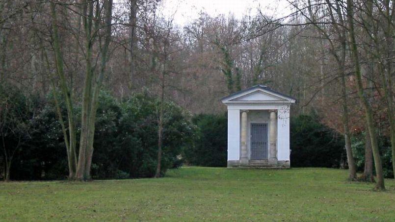 Le temple de David, à Épône (Yvelines). (Wikipédia)