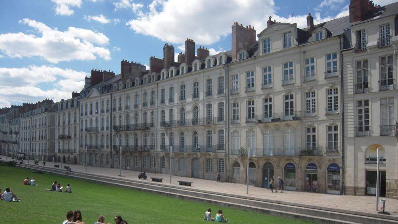 Les prix ont bondi de 3,7% à Nantes. Crédit: patrick janicek. (Flickr).