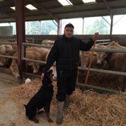 Yohan, agriculteur de 29 ans, «travaille pour payer ses dettes»