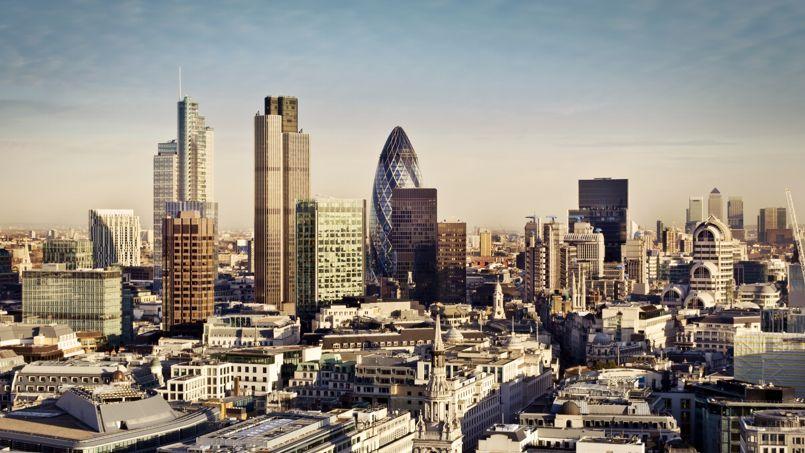 Londres, capitale des grandes fortunes mondiales.