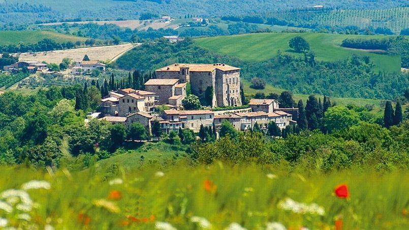 chateau a vendre italie