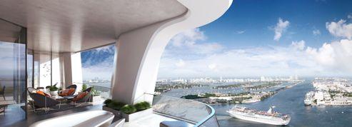 Le dernier building icônique de Zaha Hadid à Miami