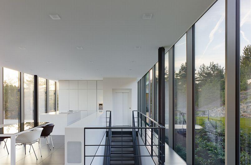 Maison en verre extension maison annes 30 extension for Extension maison verre