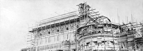 Il y a 163 ans... Le Figaro présentait le futur Opéra Garnier
