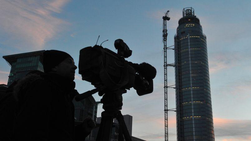 Cette tour est devenue le symbole des dérives du marché immobilier londonien
