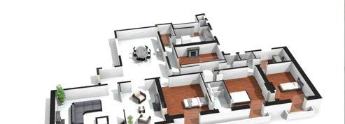 Avec la 3D, l'annonce immobilière devient interactive
