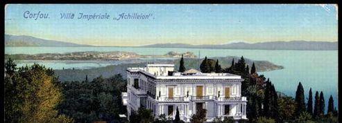 Il y a 123 ans... Le Figaro évoquait la villa de rêve de Sissi à Corfou