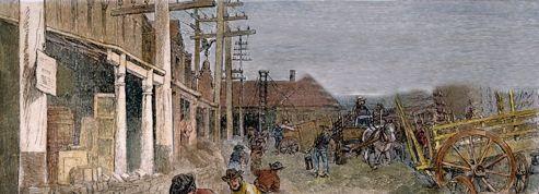 Il y a 135 ans... l'électricité arrivait dans les maisons