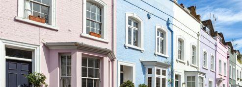 Coup d'arrêt à la folle hausse de l'immobilier londonien