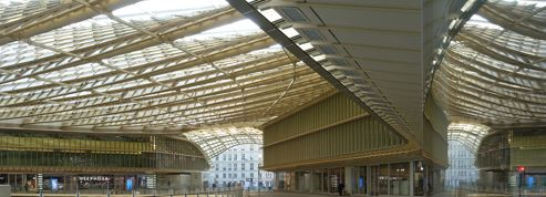 Les secrets architecturaux de la canopée des Halles