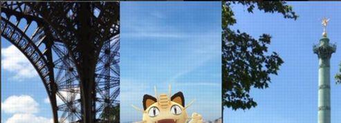 Vos plus belles photos de Pokémons devant les monuments français