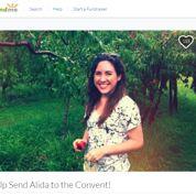 Elle lance un crowdfunding pour rembourser son prêt étudiant.. et devenir nonne
