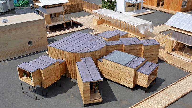 Un air d'aéroport pour la maison de l'architecte Jun Igarashi. Crédit: House Vision
