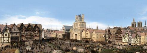 Voici à quoi ressemblait Paris au Moyen-Âge