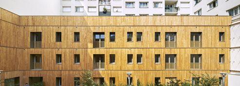 Des bureaux des années 60 transformés en logements