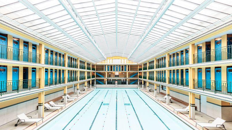Les piscines stars des journ es du patrimoine for Piscine 20eme