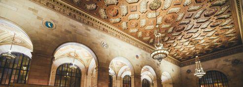 Installez votre bureau dans une banque royale historique