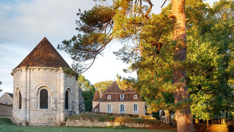 En 1792, les révolutionnaires ont fermé les portes du prieuré.