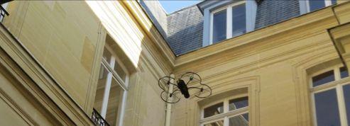 Les drones peuvent aussi être utiles aux pros de l'immobilier