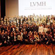 Les apprentis font leur rentrée à l'école LVMH