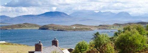 À vendre, une île écossaise perdue pour geek philatéliste