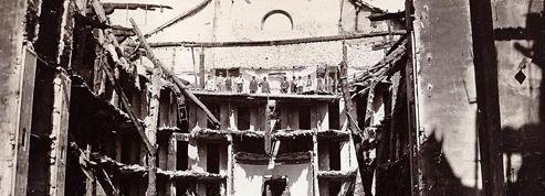 Il y a 135 ans... une fuite de gaz ravageait l'opéra de Nice