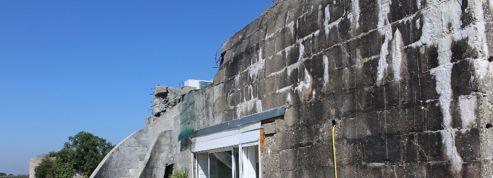 Ce bunker habitable se vendra-t-il pour 214.000 euros?