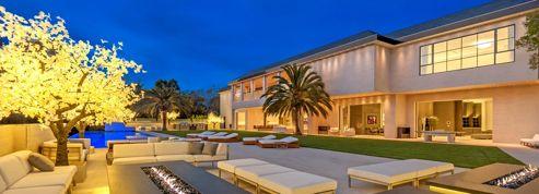 À Los Angeles, une villa hyper-luxueuse bradée à 100 millions de dollars
