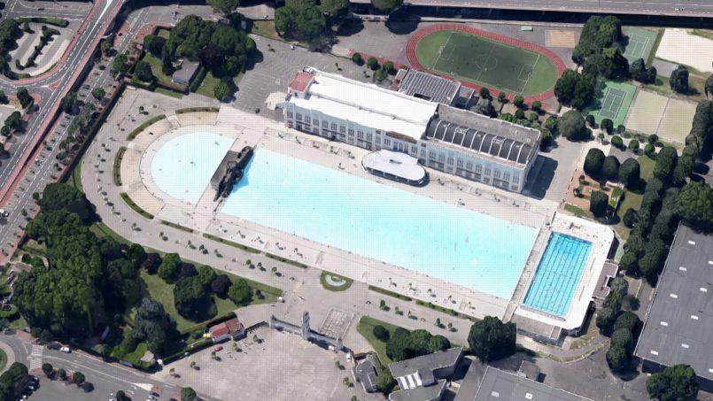 D couvrez 5 des plus grandes piscines du monde for Alfred nakache piscine